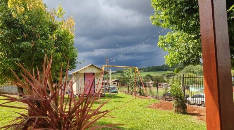 Sol, nuvens e chuva estão previstos para Panambi nos próximos dias